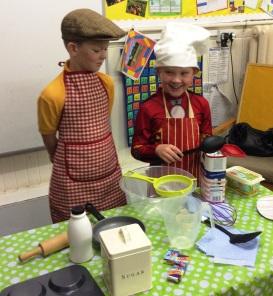 Hendy School / Ysgol yr Hendy - Da-cu and Emyr Rhys