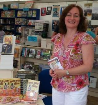 Wendy White Summer Book Signings