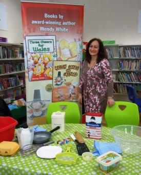 Llanelli Library - World Book Day - 2